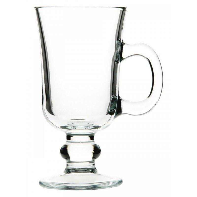 irisch coffee gl ser kaffeeglas 12er mit griff henkel kaffee 19. Black Bedroom Furniture Sets. Home Design Ideas