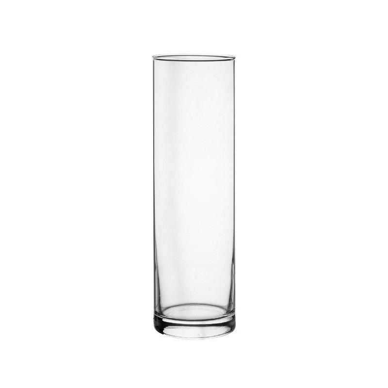 vase glas glatt zylinder 4 99. Black Bedroom Furniture Sets. Home Design Ideas